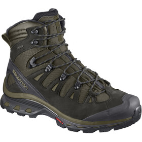 Salomon Quest 4D 3 GTX Kengät Miehet, grape leaf/peat/burnt olive